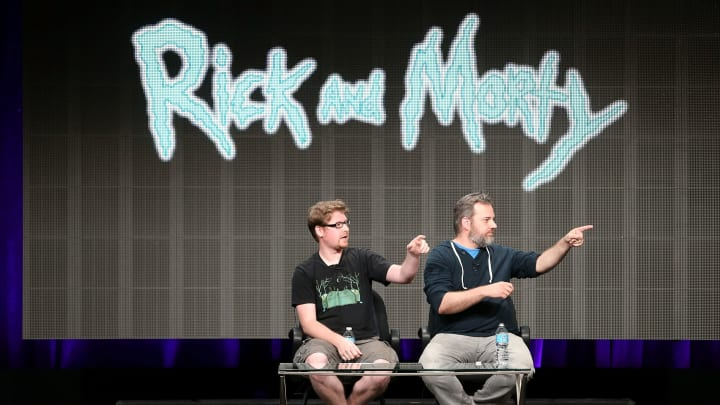 'Rick and Morty' Season 5 is mostly done, and creators are considering a new way to release the new episodes.
