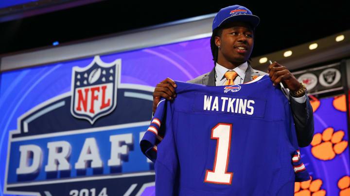 Highest NFL Draft Picks in Clemson History