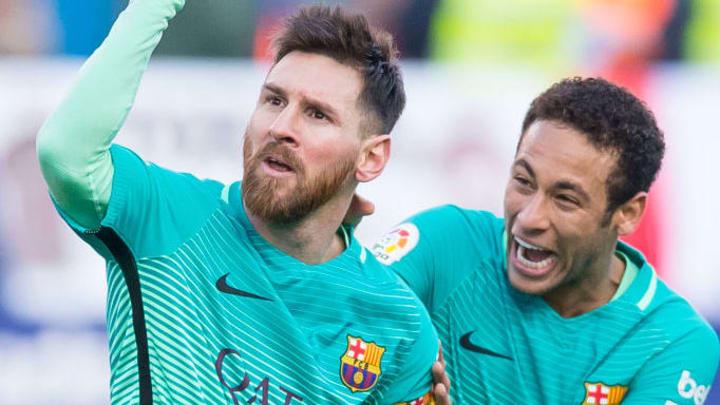 Leo Messi, Neymar