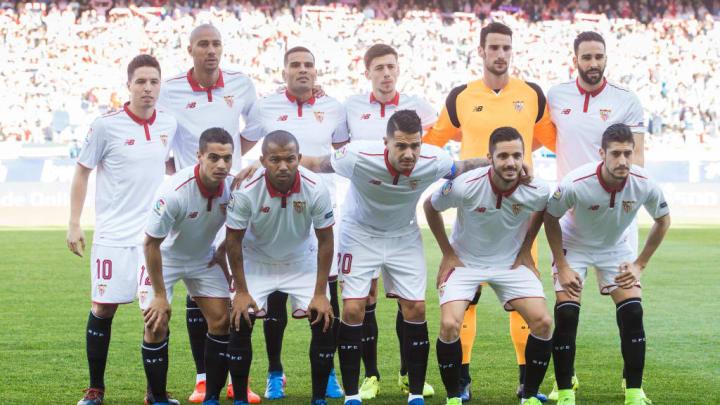 2016-17 La Liga - Atletico de Madrid vs Sevilla FC