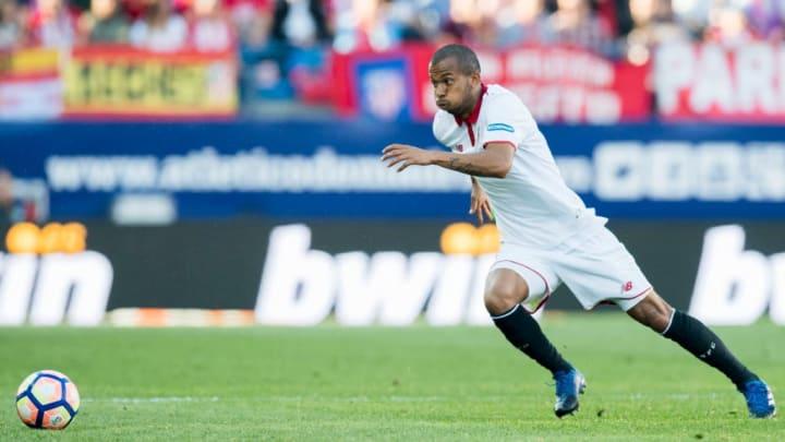Mariano Ferreira Filho Sevilla LaLiga Europa League