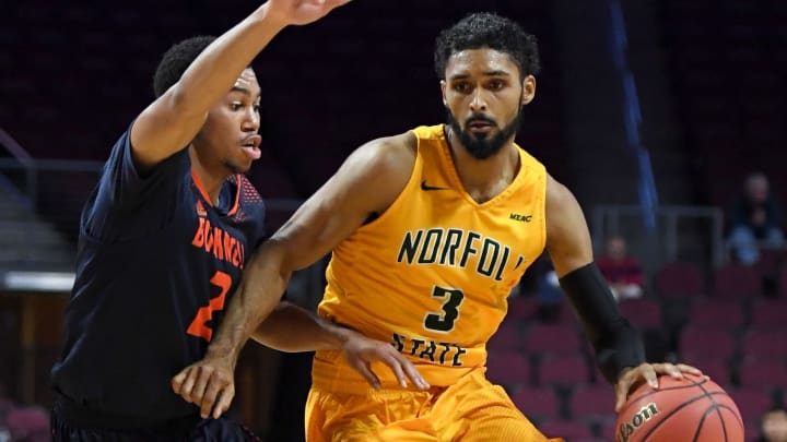 Coppin State vs Norfolk State spread, line, odds, predictions, over/under & betting insights for the college basketball game.