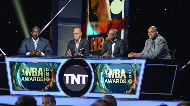 Does 'Inside the NBA' Have a Shaq Problem That Just Doesn't Have a Solution?
