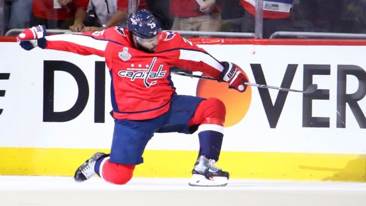 Devante Smith-Pelly notched the Game 4-winning goal in the Stanley Cup Final.