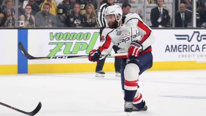 Brett Connolly was extremely productive depth player for Washington.