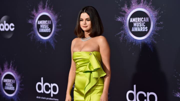 Selena Gomez, 2019 American Music Awards - Arrivals