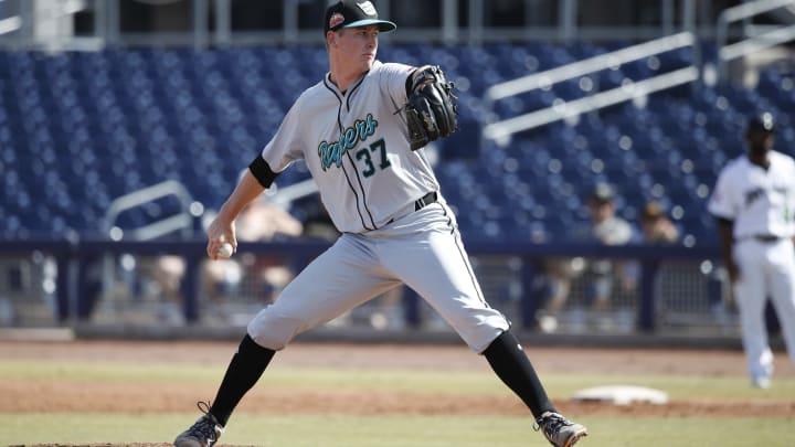 2019 Arizona Fall League minor league baseball action