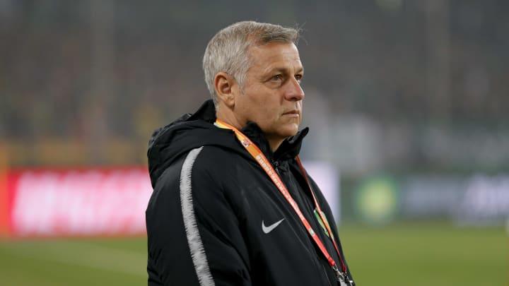 Bruno Génésio est le nouvel entraîneur du Stade Rennais.