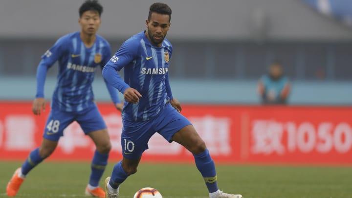 2019 China Super League - Beijing Renhe v Jiangsu Suning