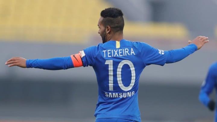 Jiangsu FC Alex Teixeira