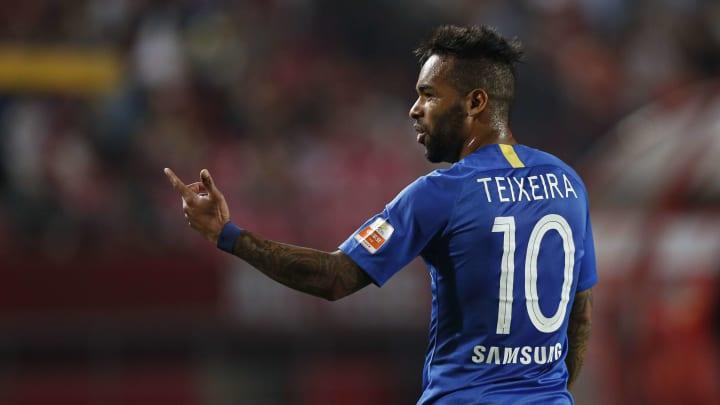 Alex Teixeira está livre no mercado de transferências