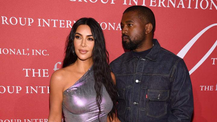 Kim Kardashian y Kanye West tienen cuatro hijos en común