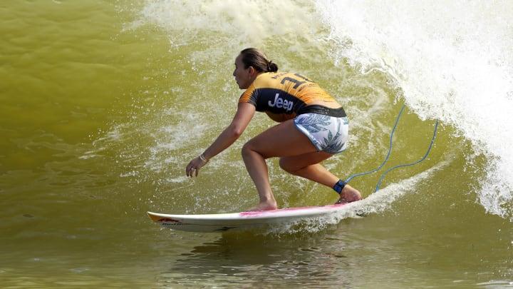 2021 Tokyo Olympic Games women's surfing gold medal winner odds.
