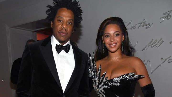 Jay-Z, Beyoncé Knowles-Carter