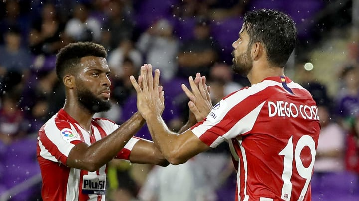 Thomas Lemar, Diego Costa