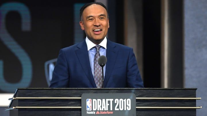 Mark Tatum - 2019 NBA Draft