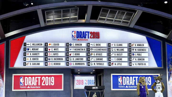 NBA Draft Results: Who Has the First Pick in the 2021 NBA Draft and Lottery Order