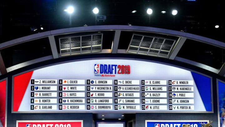 2019 NBA Draft, Houston Rockets