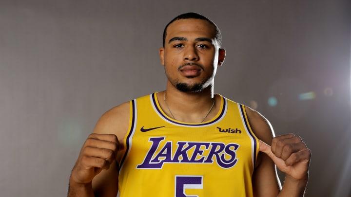 Talen Horton-Tucker, 2019 NBA Rookie Photo Shoot