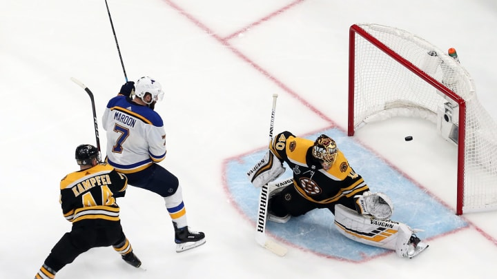 2019 NHL Stanley Cup Final - Game Five