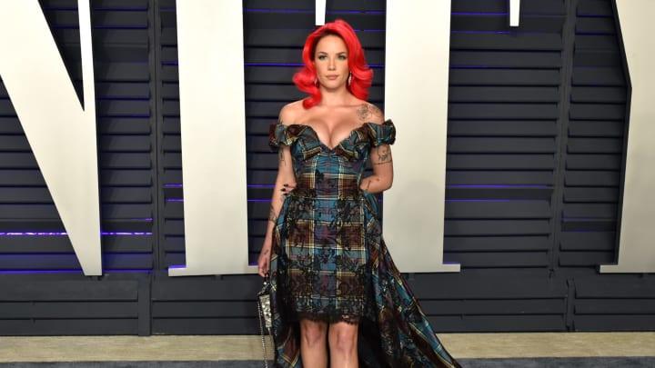 Halsey, 2019 Vanity Fair Oscar Party Hosted By Radhika Jones - Arrivals