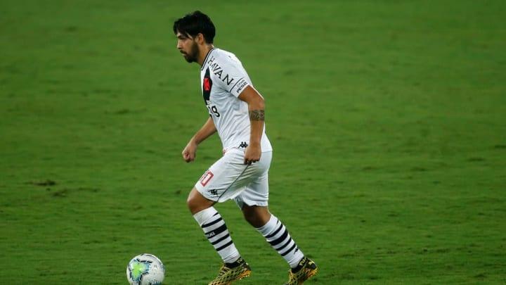 Benítez foi um dos destaques do Vasco, mesmo diante de tantos problemas do clube.