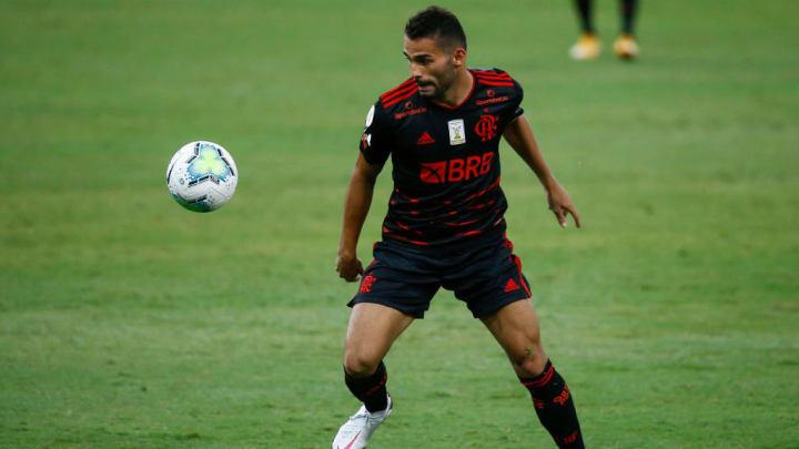 Thiago Maia Flamengo Lesão