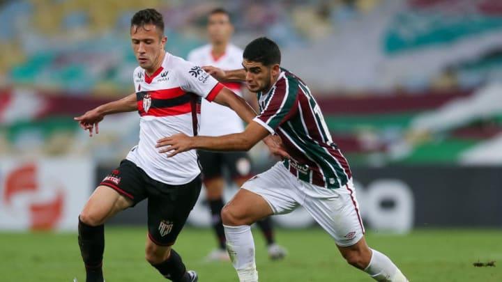 2020 Brasileirao Series A:  Fluminense v  Atletico GO Play Behind Closed Doors Amidst the