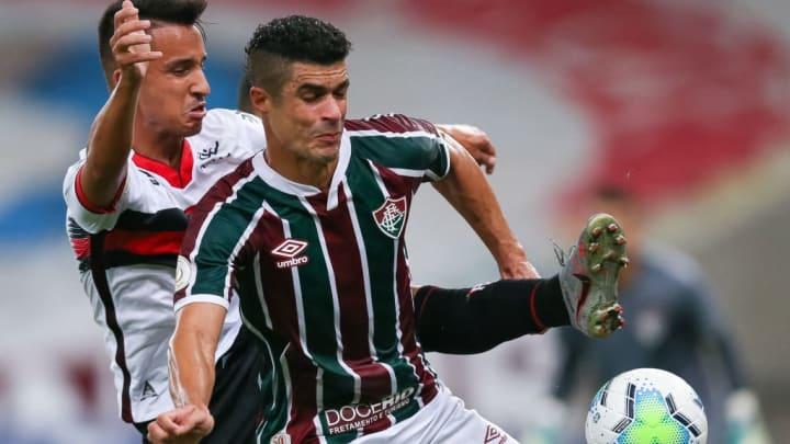 Egidio, Fluminense