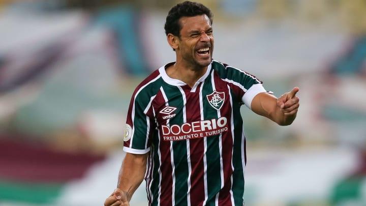 Ídolo tricolor, Fred voltou ao Flu neste ano e já anotou dois gols desde o retorno.