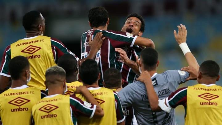 2020 Brasileirao Series A:  Fluminense v Vasco Play Behind Closed Doors Amidst the Coronavirus