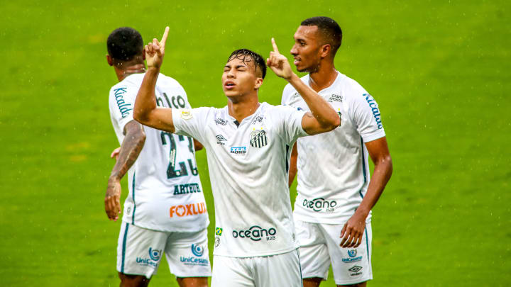 Kaio Jorge dificilmente terá condições de jogo contra o San Lorenzo