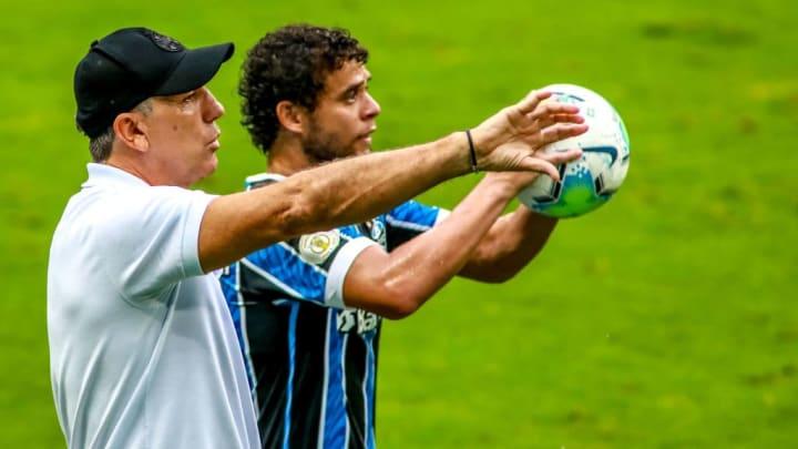 Renato Portaluppi Grêmio Covid