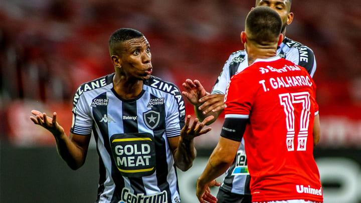 2020 Brasileirao Series A:  Internacional v Botafogo Play Behind Closed Doors Amidst the Coronavirus