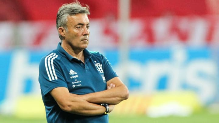 Sucessor de Jorge Jesus, Domènec Torrent não decolou no Flamengo.