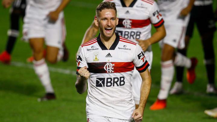 Leo Pereira Grêmio Flamengo Mercado