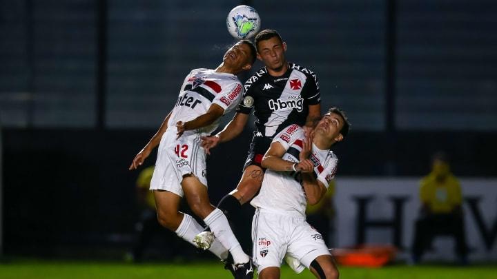 Equipes jogam no Morumbi | 2020 Brasileirao Series A:  Vasco da Gama v Sao Paulo Play Behind Closed Doors Amidst the
