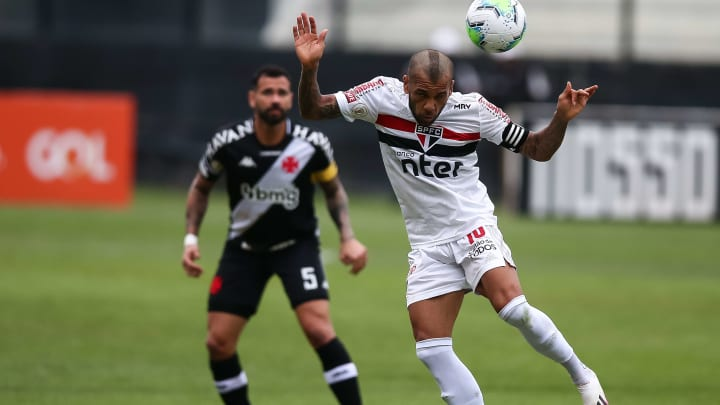 2020 Brasileirao Series A:  Vasco da Gama v Sao Paulo Play Behind Closed Doors Amidst the