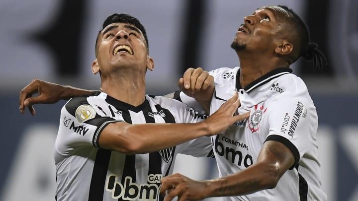 Corinthians e América-MG jogam na Neo Química Arena