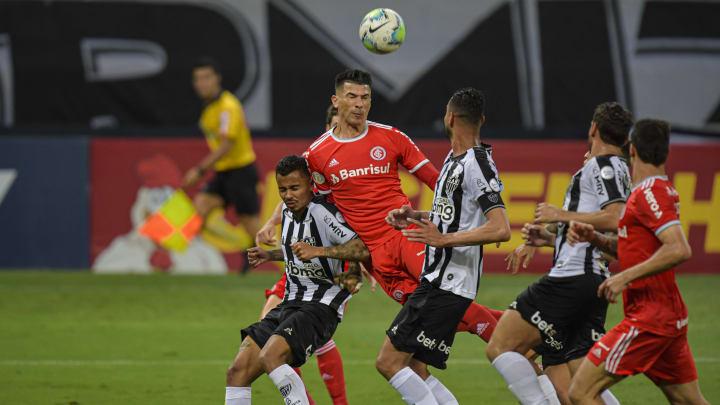 Inter x Atlético-MG é o principal confronto da rodada