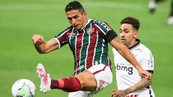 Danilo Barcelos Gustavo Mosquito Fluminense América-MG Atlético-MG Campeonato Mineiro