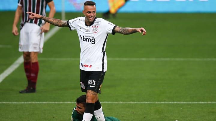 2020 Brasileirao Series A: Corinthians v Fluminense Play Behind Closed Doors Amidst the Coronavirus