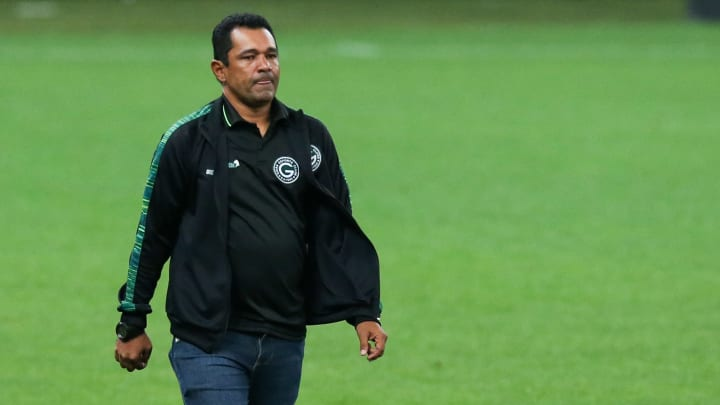 Glauber Ramos assume equipe esmeraldina como interino