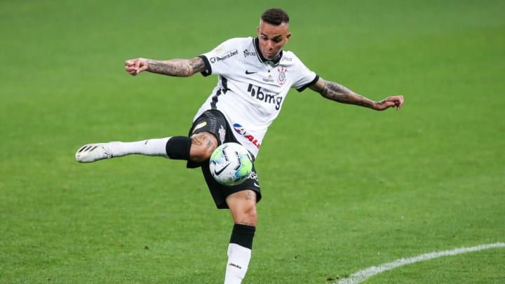 Luan dificilmente joga no Corinthians.