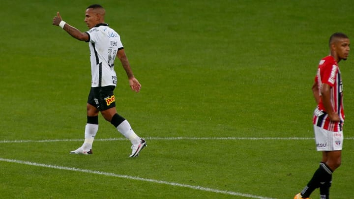 Otero Corinthians Brasileirão