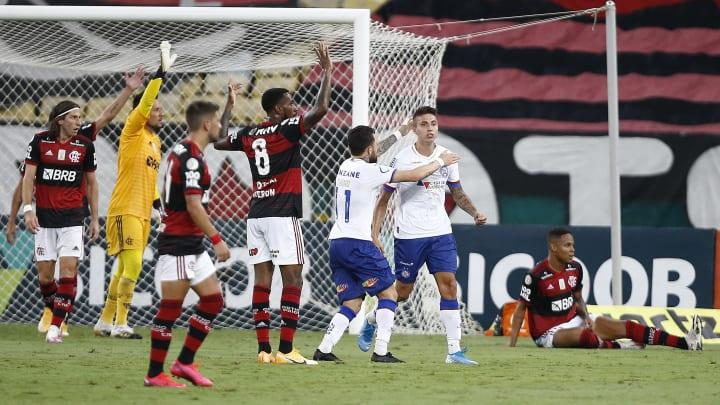 Bahia e Flamengo estão no top 10 da lista