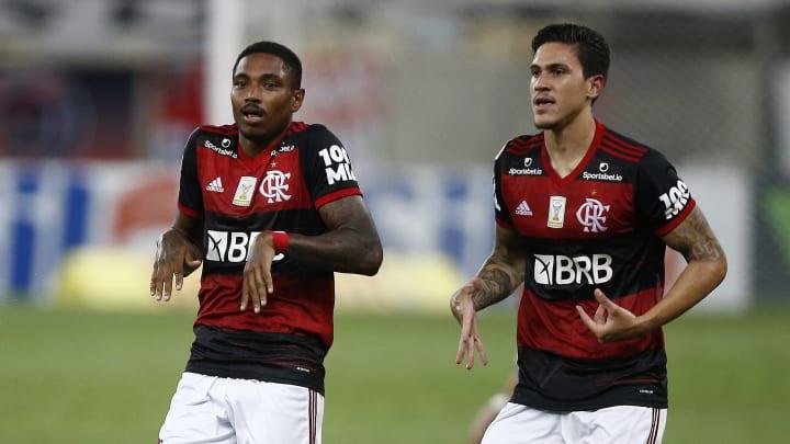 Do gol de Max ao balaço de Vitinho: veja 3 golaços do Flamengo no Campeonato Carioca de 202.