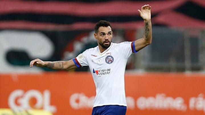 Gilberto Bahia Campinense Copa do Brasil