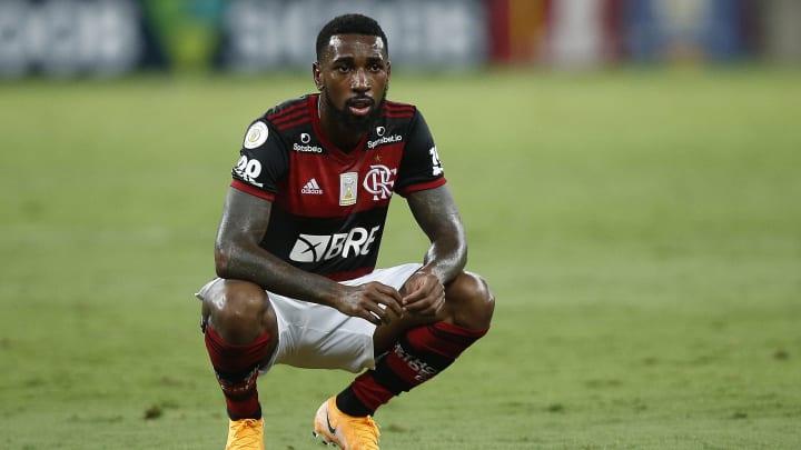 Gerson se despediu do Flamengo nesta quarta-feira (23)