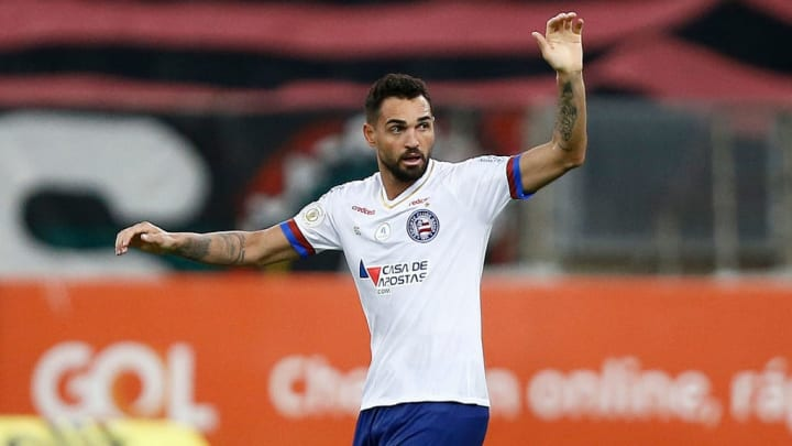 2020 Brasileirao Series A: Flamengo v Bahia Play Behind Closed Doors Amidst the Coronavirus